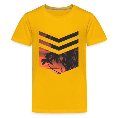 Palm Beach - Teenager Premium T-Shirt