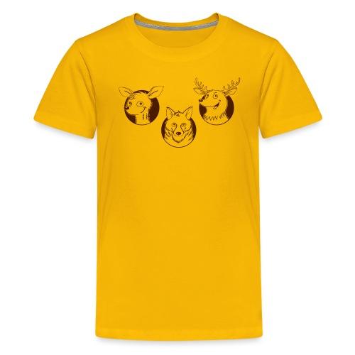 Weidmannsheil - Teenager Premium T-Shirt