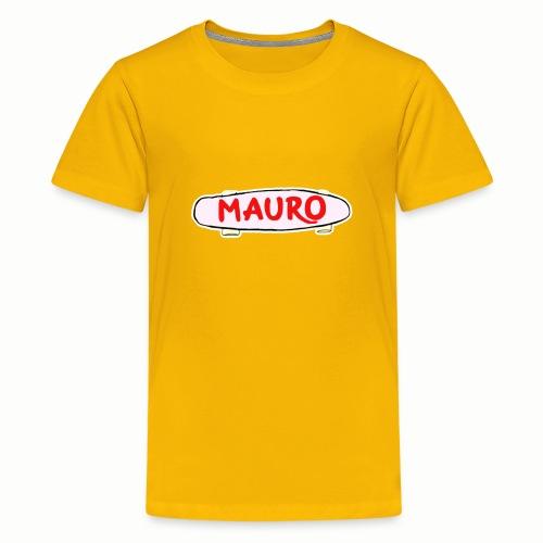 MAURO - Teenager Premium T-shirt