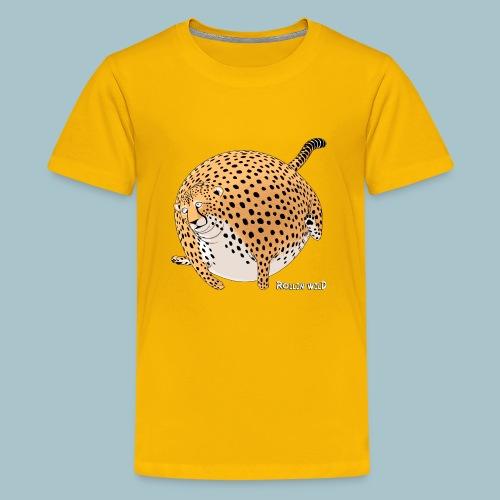 Rollin'Wild - Cheetah - Teenage Premium T-Shirt