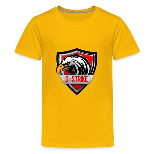 Logo sem back 1000x1000 png - Teenage Premium T-Shirt