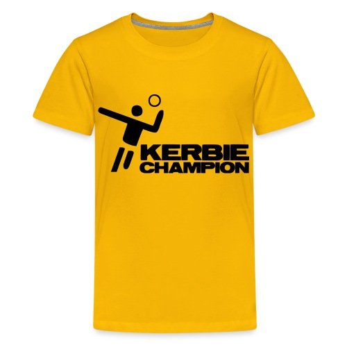 Kerbie - Teenage Premium T-Shirt