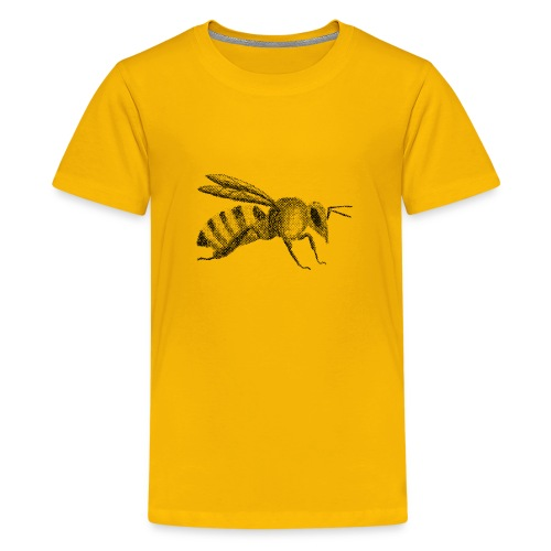Biene - Teenager Premium T-Shirt
