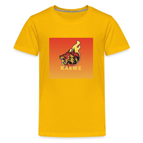 Karwz limited edition Tiger - Teenager premium T-shirt