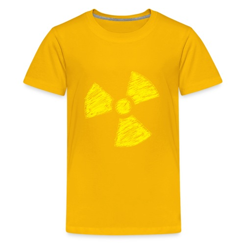 Radioactive - Teenager Premium T-shirt