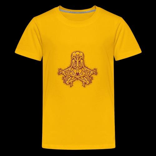 Triskeleton - Teenager Premium T-Shirt