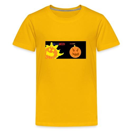 Halloween - Camiseta premium adolescente