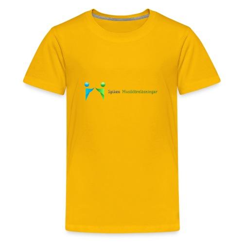 Spiken Musikföreläsningar - Premium-T-shirt tonåring