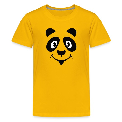 PANDA LOOK Textile and Gift Products FP10-52 - Teinien premium t-paita