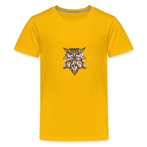 Origamy couleur - T-shirt Premium Ado