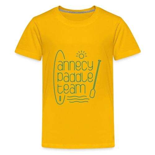 Annecy sup paddle team - T-shirt Premium Ado