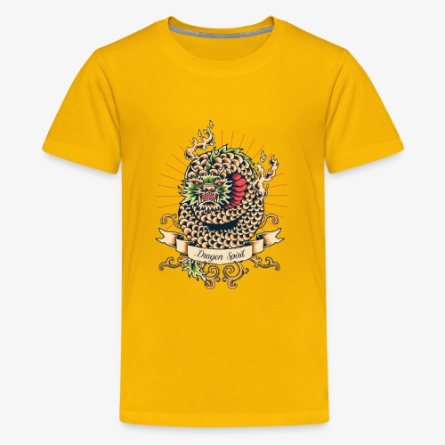 Drachengeist - Teenager Premium T-Shirt