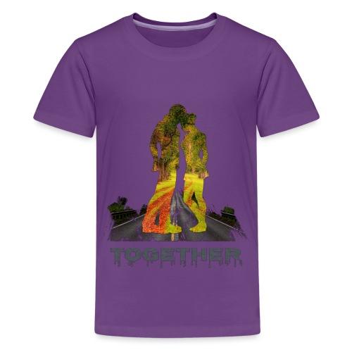 Together - T-shirt Premium Ado