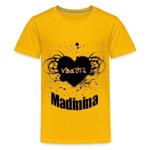 love mada2 - T-shirt Premium Ado