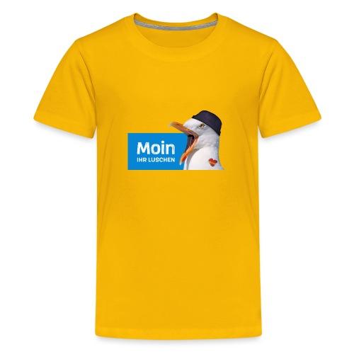 Moin ihr Luschen! - Teenager Premium T-Shirt