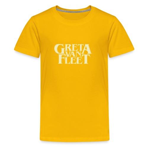 greta van fleet band tour - T-shirt Premium Ado