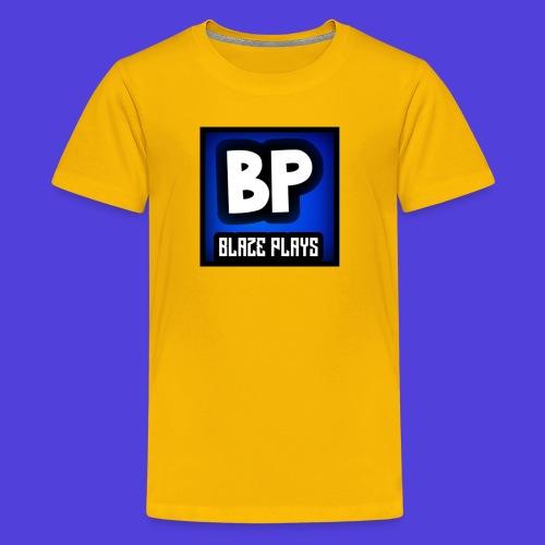 Logo 2 png - Teenage Premium T-Shirt