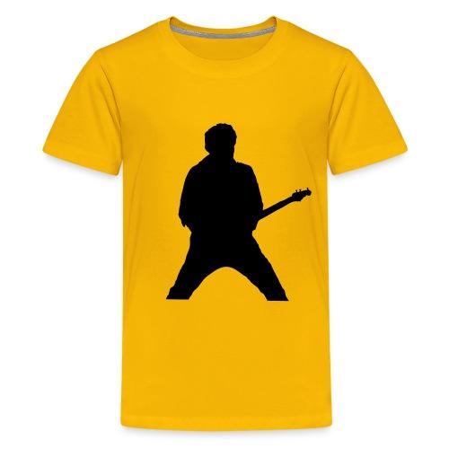 Luke Ombré - T-shirt Premium Ado