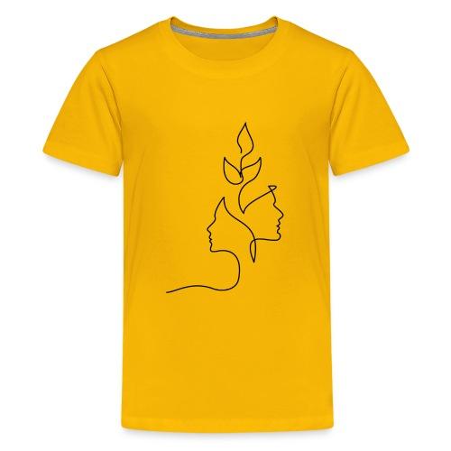 Tanker - Teenager premium T-shirt