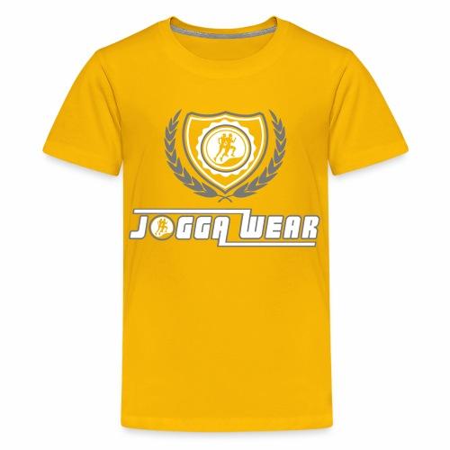 Joggawear Label Trademark - Teenage Premium T-Shirt