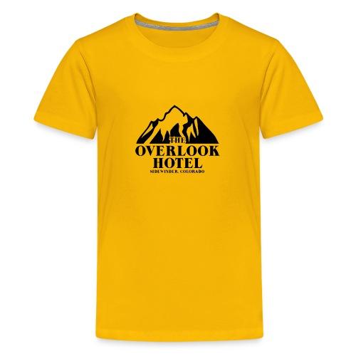 The Overlook Hotel merch - Teenage Premium T-Shirt