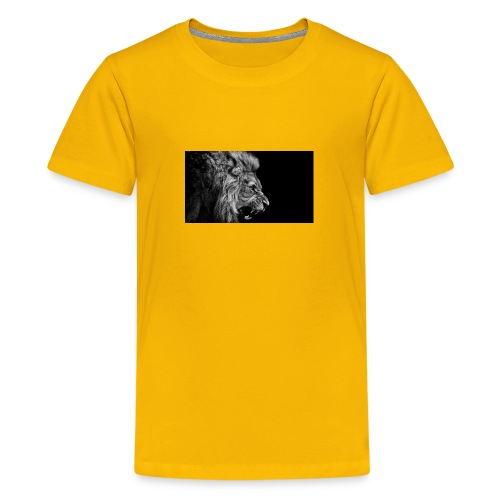 Screenshot 20200319 134041 Messages - Premium T-skjorte for tenåringer