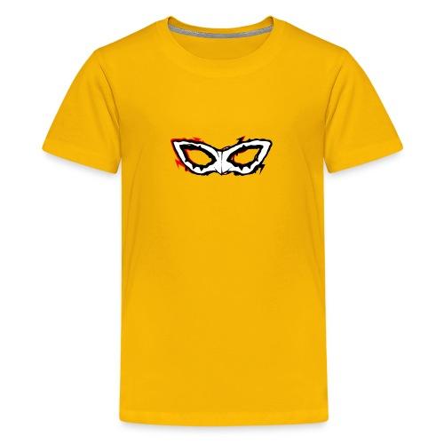 Persona 5 Mask - Teenager premium T-shirt