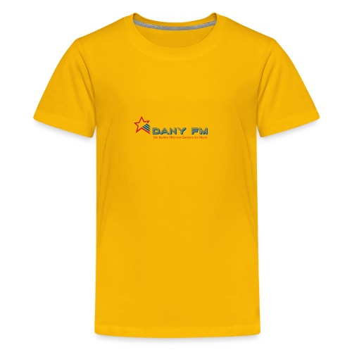 400dpiLogo - Teenager Premium T-Shirt