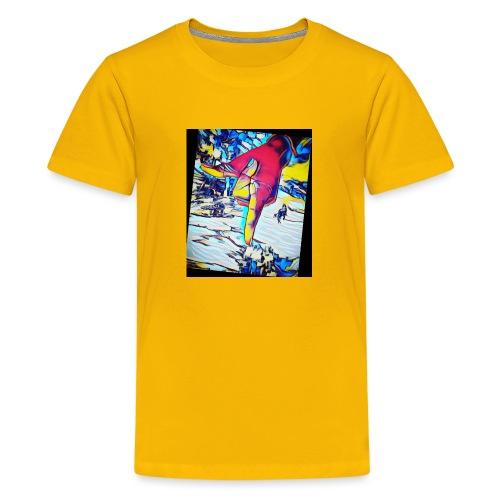 Budha247 - Teenager Premium T-Shirt