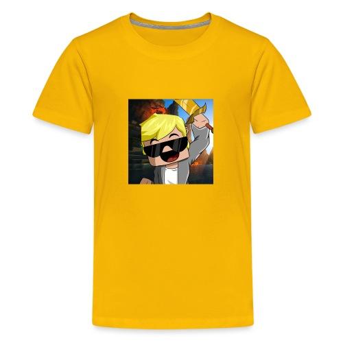 iMrTank (Woman Tank Top) - Teenage Premium T-Shirt