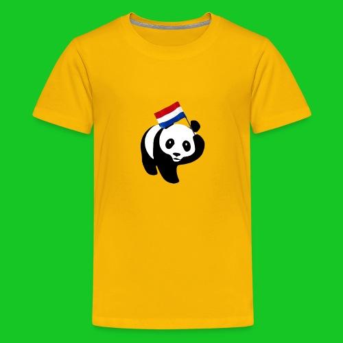 Nederlandse Panda png - Teenager Premium T-shirt
