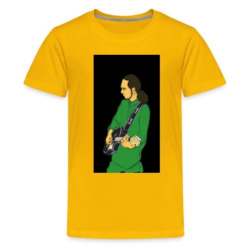 Festive busking - Teenage Premium T-Shirt