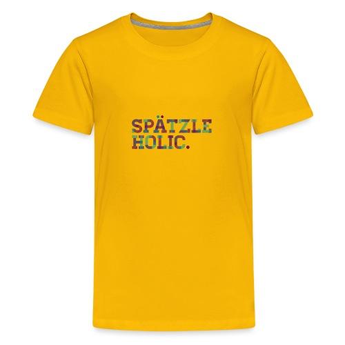 Spätzleholic - Teenager Premium T-Shirt