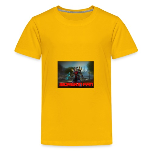 84358146 profilemain png - Teenage Premium T-Shirt