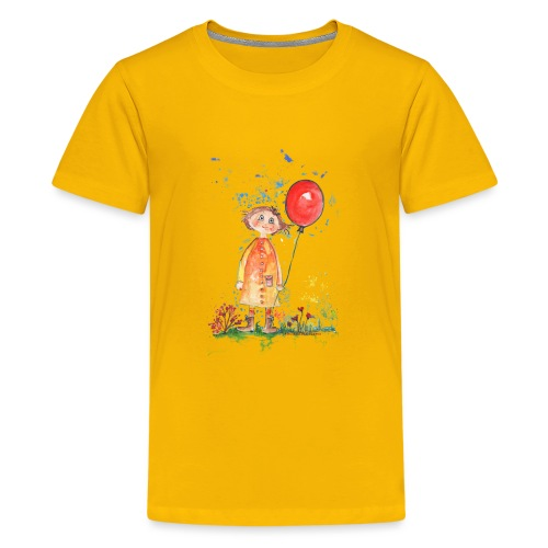 MädchenTräume - Teenager Premium T-Shirt