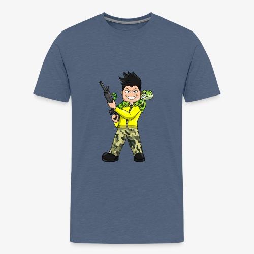 Tomu 2.0 - Premium-T-shirt tonåring