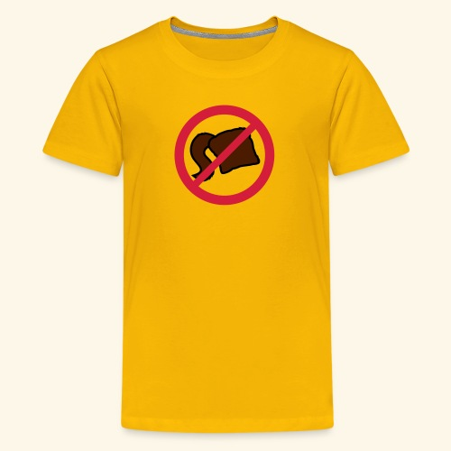 bfu - Teenager Premium T-Shirt