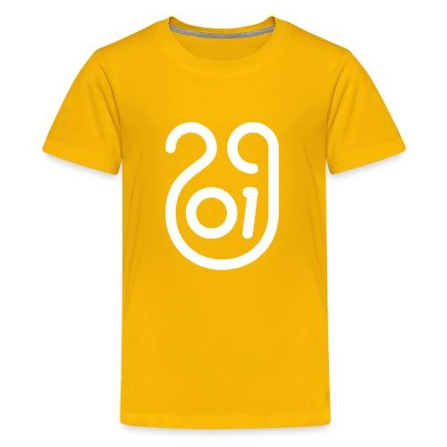 Année du cochon de terre - T-shirt Premium Ado