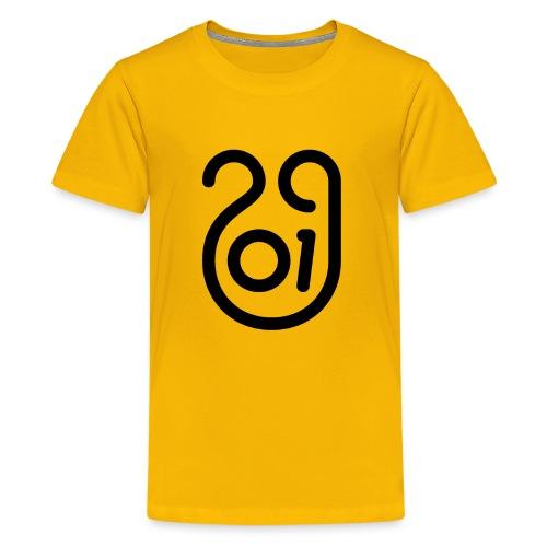 Annee du cochon de terre - T-shirt Premium Ado