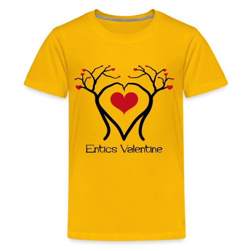 Saint Valentin des Ents - T-shirt Premium Ado