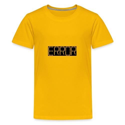error - Teenage Premium T-Shirt