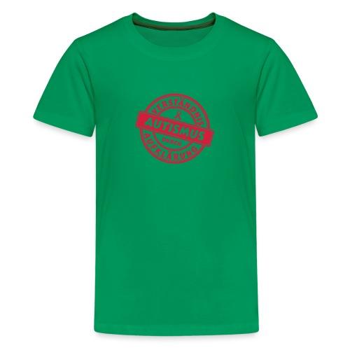 Verständnis durch Aufklärung - Teenager Premium T-Shirt