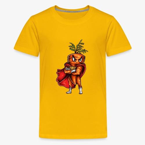 Super Carotte - T-shirt Premium Ado