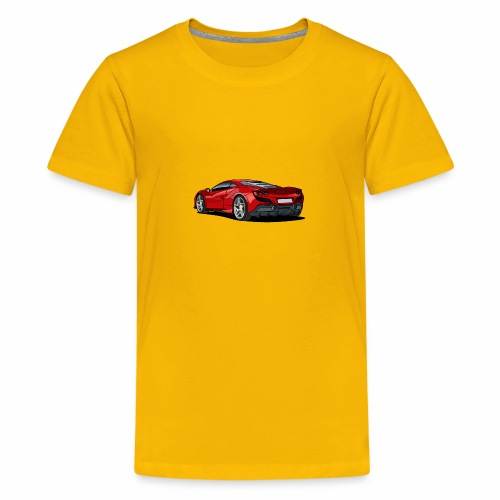 Supercar - Teenage Premium T-Shirt