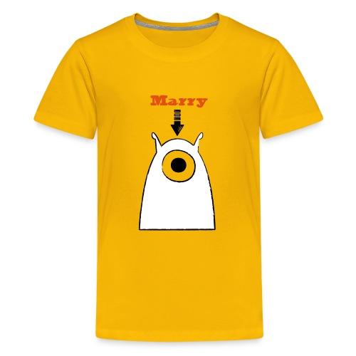 Marry von ZorZ - Teenager Premium T-Shirt