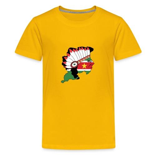 Suriname - Teenager Premium T-shirt