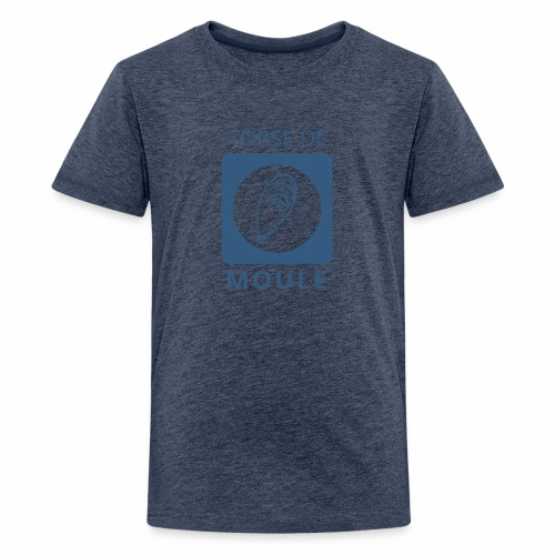 Torse de moule - T-shirt Premium Ado