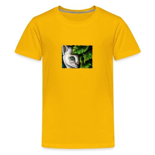 Gatto Shiva - Maglietta Premium per ragazzi