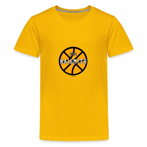 Naismith - Teenager Premium T-shirt