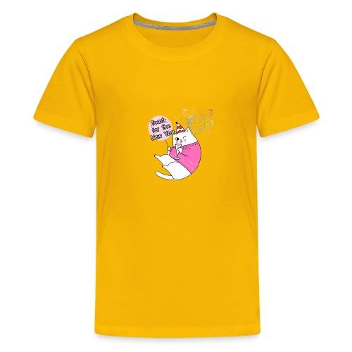 Toast for the New Year - Camiseta premium adolescente